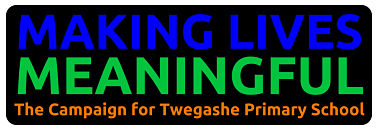 making lives meaningful campaign for twegashe primary school